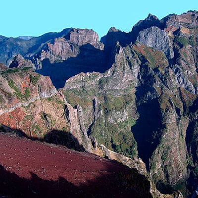 Tour Cruises Pico do Arieiro
